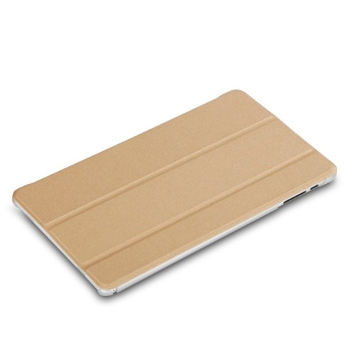 PU Leather Folio Cover Full Body Protective Skin Stand for TeclastP80 Pro