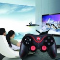 GEN _ GAME S3 Wireless Bluetooth 3.0 Gamepad Gaming Controller for PC Android Phone