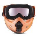 Dust-proof Cycling Bike Full Face Mask Windproof for Snowboard Skiing